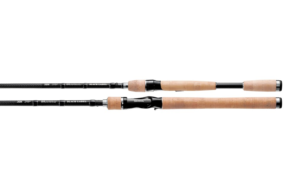 DAIWA BLACK LABEL A PESCARE SHOW 2018
