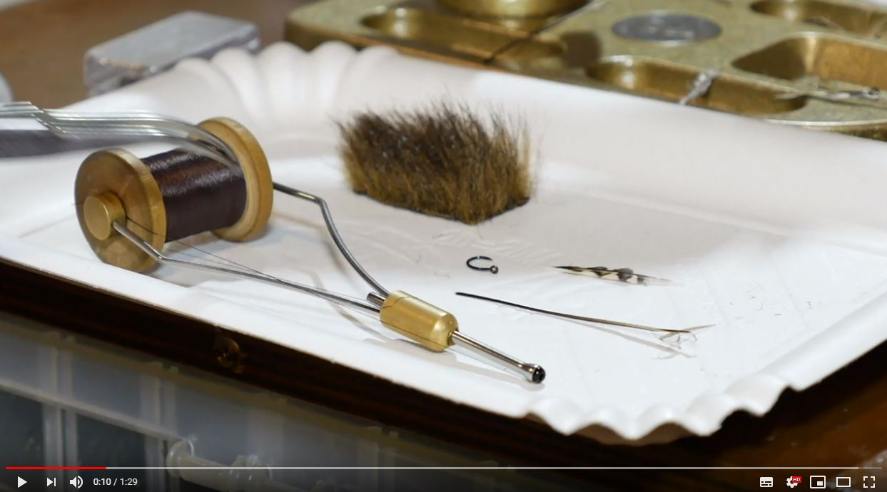 TUTORIAL FLY TYING: WALTER LUZI