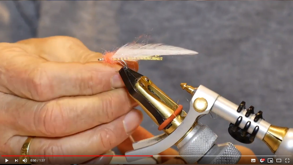 TUTORIAL FLYTYING - STELIO DI MANNO